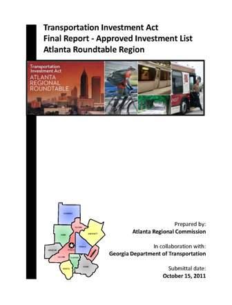 ARC's final report