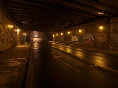 Grant Street tunnel